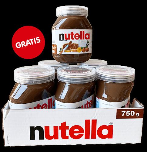Nutella Box Gewinnen